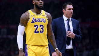 Jason Whitlock Has A Really Dumb Reason Why He Thinks LeBron James Has Created A 'Toxic' Environment On Lakers