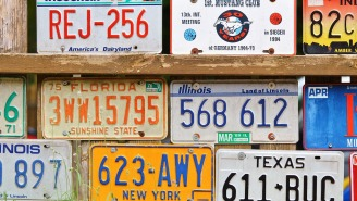Mr. David Assman Took Matters Into His Own Hands After A License Plate With His Last Name Was Rejected