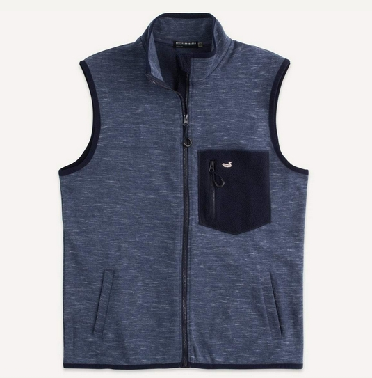 'Lockhart' Stretch Fleece Vest