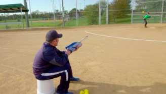 Welp, We've Officially Found The Laziest Gadget In The History Of Sports… And Laziness