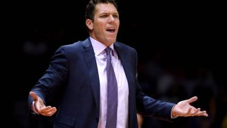 Is LeBron To Blame For The Lakers Team Bus Leaving Without Luke Walton Following A Loss?