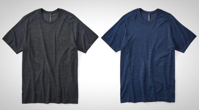 Lululemon Metal Vent Tech Shirts