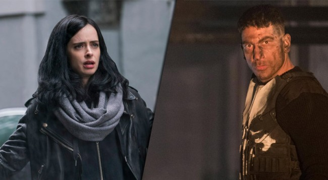 Marvel Issues Statement On Jessica Jones The Punisher Cancellation