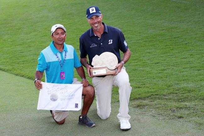 Mayakoba Golf Classic - Final Round