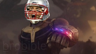 People Comparing Tom Brady And His Six Rings To Thanos And The Infinity Gaunlet Is The Best Meme Of SB LIII