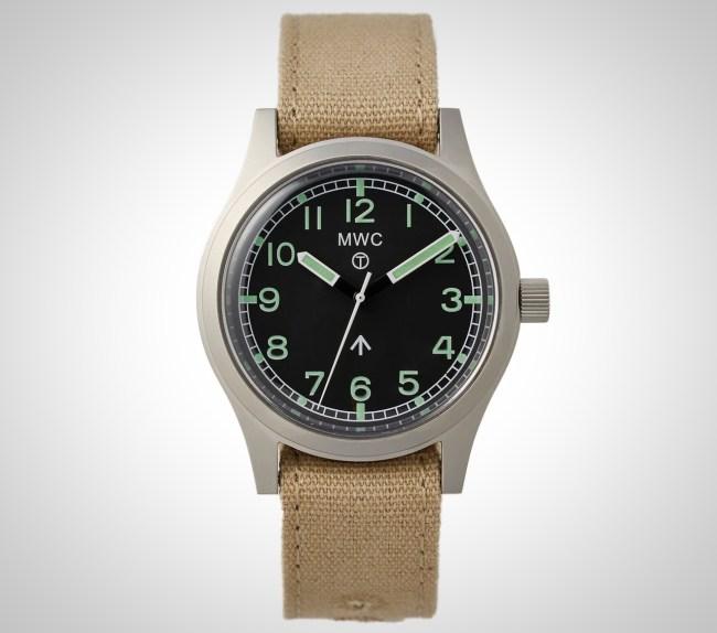 MWC Watches  British Army General Service Watch