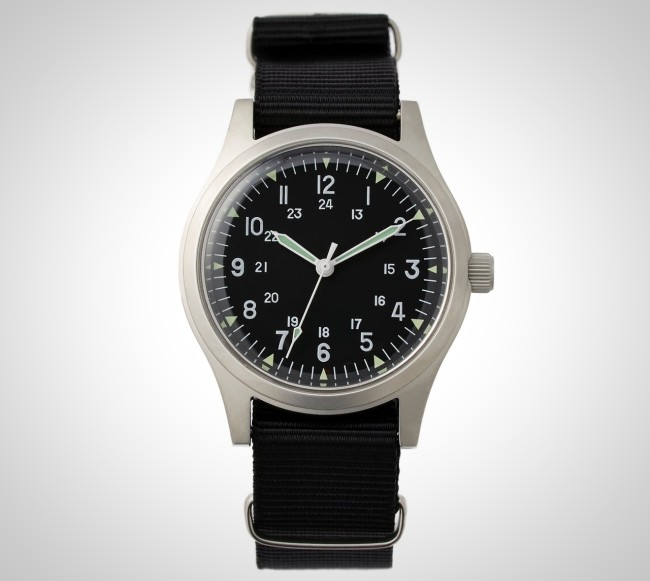 MWC Watches  GG-W-113 US Infantry Watch