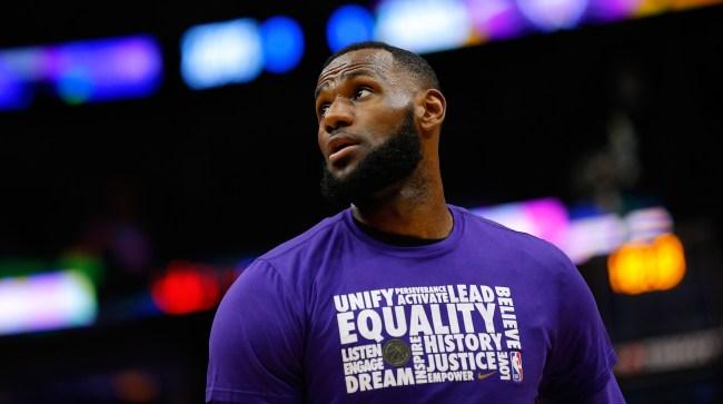 NBA Exec Lebron James Killed Lakers Chemistry Fans Burn Jersey
