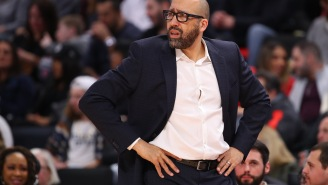 Knicks Head Coach David Fizdale Legit Thinks Video Games Are Part Of The Reason His Team Absolutely Sucks