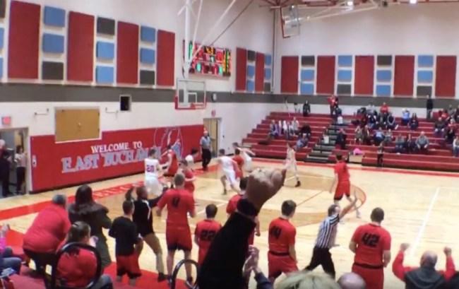 high schooler scores 76 points