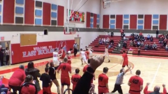 Watch This High Schooler From Iowa Drop 76 Points In A Basketball Game