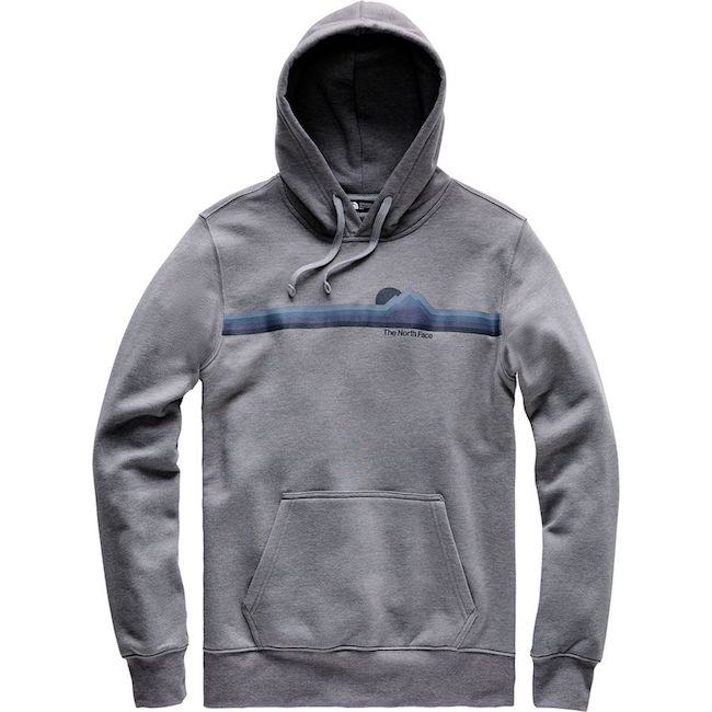 North Face Gradient Sunset Pullover Hoodie 1