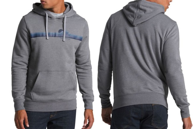 North Face Graident Hoodie 2