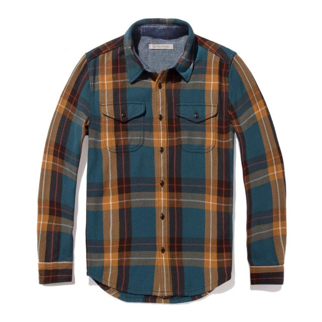 Outerknown Blanket Shirt