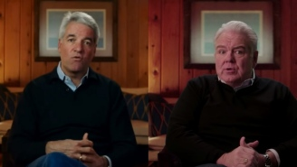 This 'Parks And Rec x Fyre Festival' Clip Has April Asking Jerry To Take One For The Team