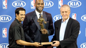 Pat Riley Opens Up About A Lost Dynasty Following LeBron James' 2014 Departure From Miami Heat