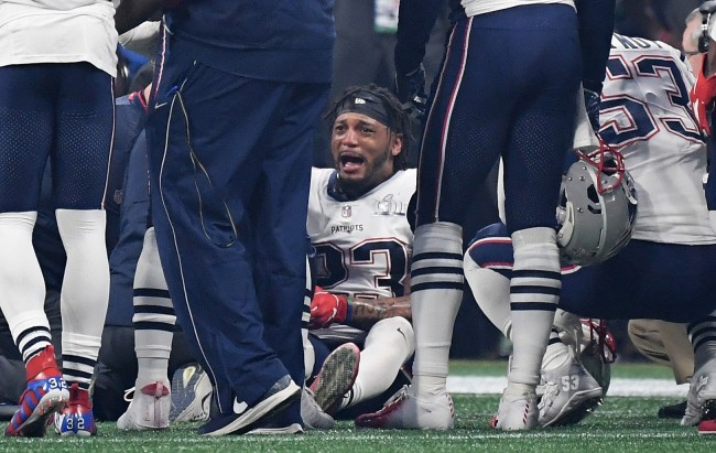 Patrick Chung Shared A Photo On Instagram Following Arm Surgery