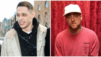 Pete Davidson Kicks A Heckler Out Of His Show For Yelling Out A Tasteless Joke About Mac Miller