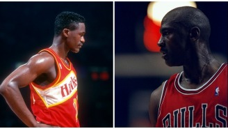Dominique Wilkins Shares Unforgettable Story About How Cocksure Michael Jordan Was In His Playing Days