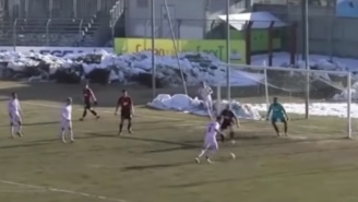 A Pro Soccer Team In Italy Got Blown Out 20-0 And Things Were So Bad An Equipment Manager Had To Play