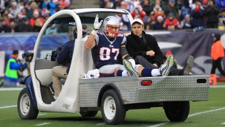 New Report Says Patriots Blame Gronk's Injures On Tom Brady's Trainer And His Oddball TB12 Method