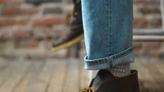 Revtown Jeans Just Released A New Wash, Vintage Indigo, Which Look Like The All-American Pant