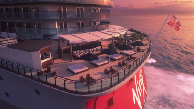 Richard Branson New Adults-Only Cruise Line Virgin Voyages