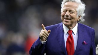 Robert Kraft Allegedly Visited His Favorite Spa Twice In 24 Hours Because He Must Really Love Massages