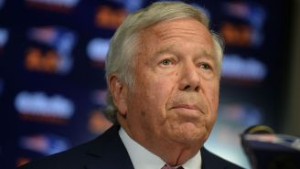 Of Course You Can Bet On Whether Or Not Robert Kraft Is Going To Jail After Being Nailed For Prostitution