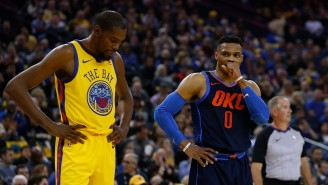 Russell Westbrook Joined Kevin Hart On 'Cold As Balls' And Spilled His Thoughts About Any Kevin Durant Beef