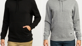 The Dayshift Fleece Hoodie Is Warm As Hell And The 40% Off Is Straight Fire