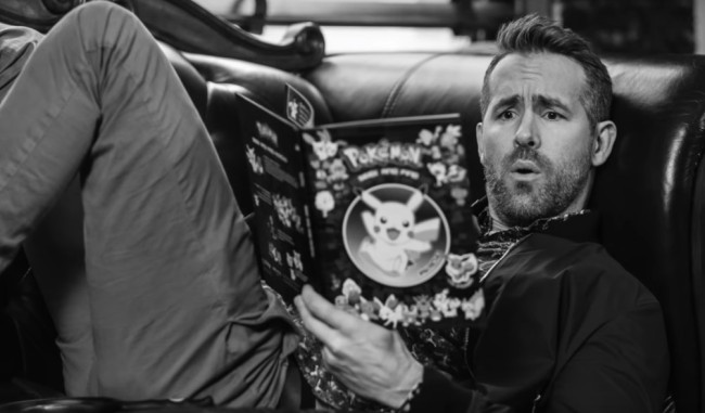 Ryan Reynolds Reveals How Method He Got Playing Detective Pikachu
