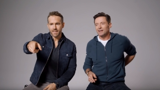 Short-Lived Truce Between Ryan Reynolds And Hugh Jackman Ends In Hilarious Troll