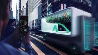 Guido, The Self-Driving Bar With Robot Bartenders, Is A Ready-Made Block Party On Wheels