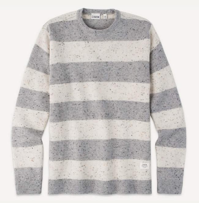 'Smith' Heathered Sweater