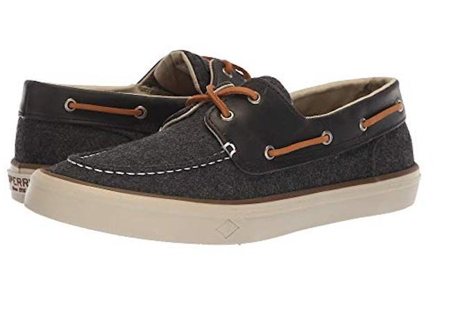 "Sperry ""Bahama II"" Wool Boat Shoes"