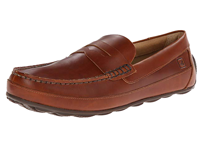 Sperry Hampden Penny Loafers