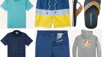 Steal This Look: Southern Tide