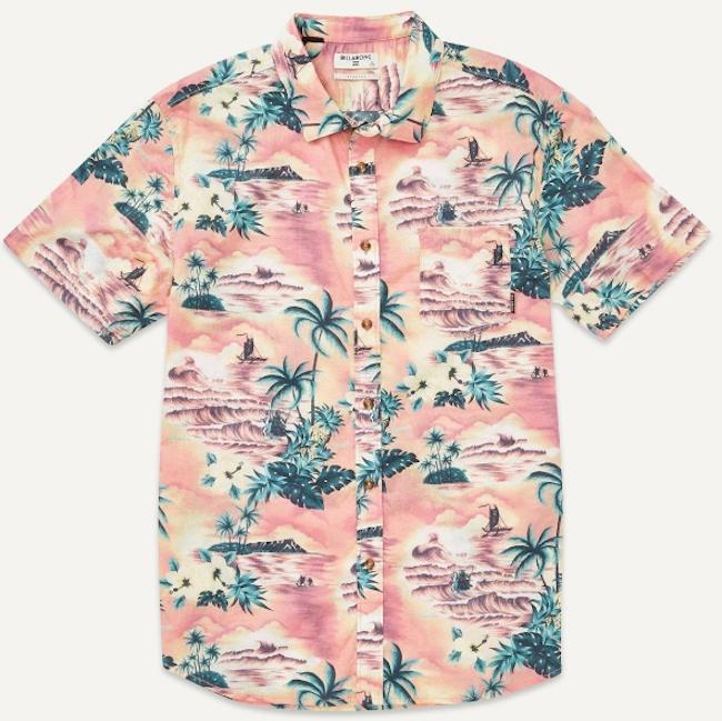 'Sundays Floral' Hawaiian Shirt