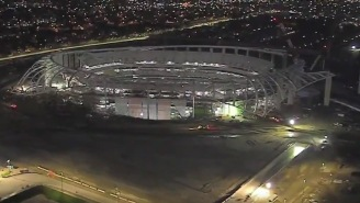 The Rams' (And Chargers') New $5 Billion Stadium, Scheduled To Open In 2020, Already Looks Incredible