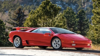 50 Things We Want This Week: Mario Andretti's 1991 Lamborghini Diablo, Party Shirts, And More