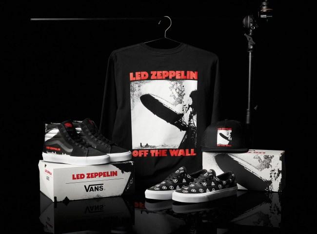 vans Led Zeppelin capsule