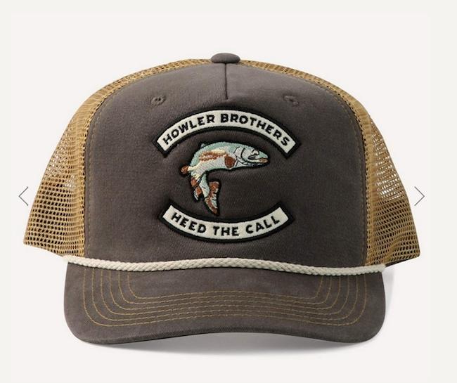 Trout Snapback Hat