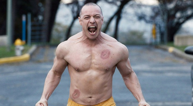 Workout James McAvoy Used To Pack On Muscle For Glass