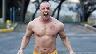 Here's Everything James McAvoy Ate To Put On 16-Pounds Of Muscle For 'Glass'