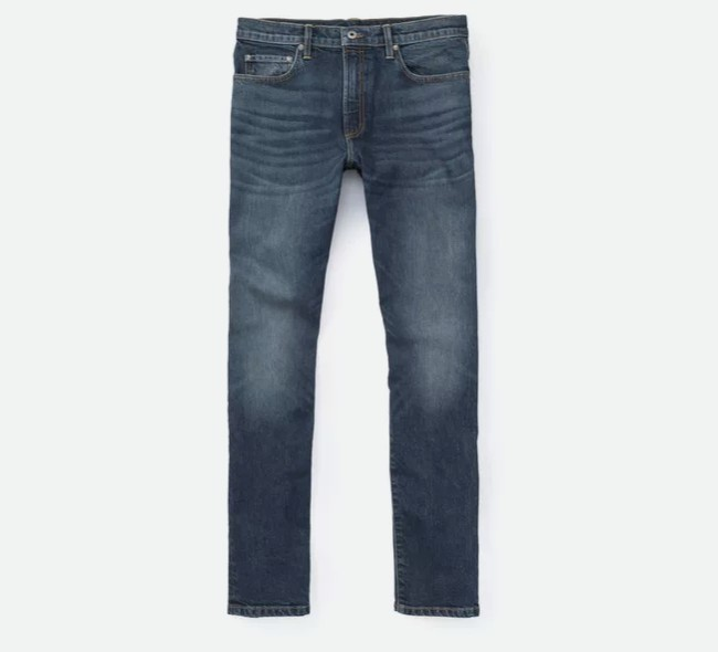 1 year wash jeans