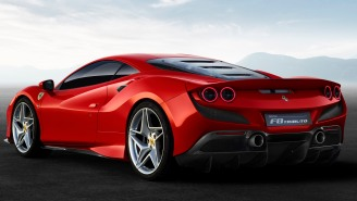 Ferrari Unveils Brand New State-Of-The-Art F8 Tributo Supercar And It… Is… Wicked