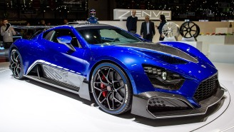 The 40 Most Insane Supercars, Concept Cars, Smart Cars, And SUVs Unveiled At The 2019 Geneva Motor Show