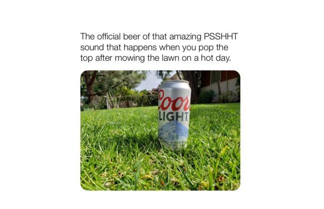 2019 memes Coors Light beer meme