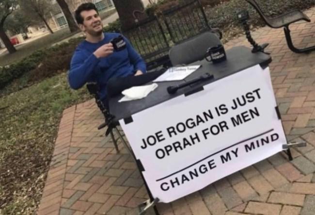 2019 memes Joe Rogan joke